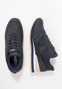 Esprit - ASTRO - Sneakersy niskie - navy - 3