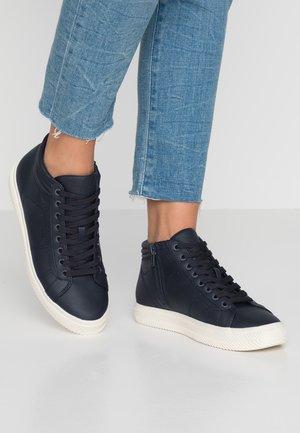 MINI BASIC VEGAN - Sneakers high - navy