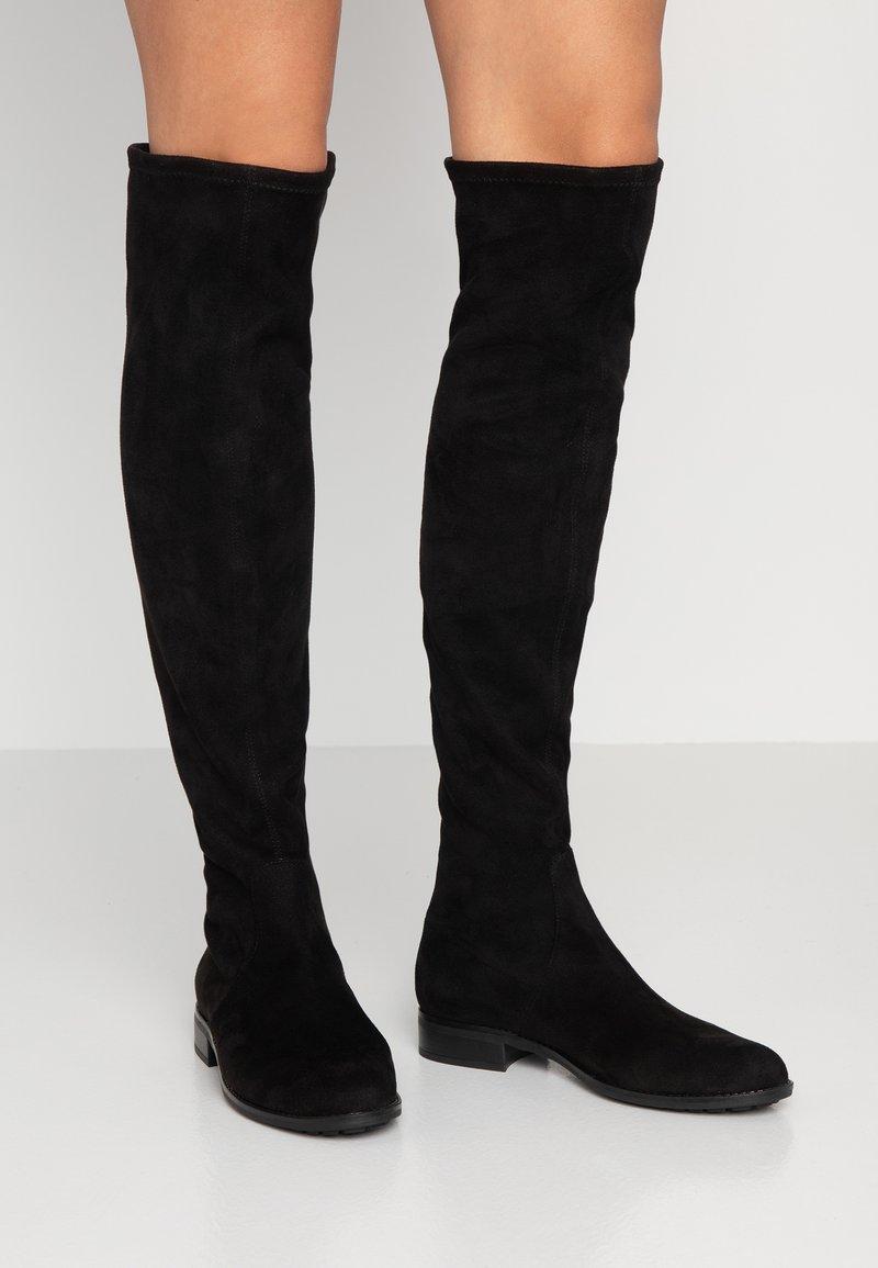 Esprit - STEVY - Overknees - black
