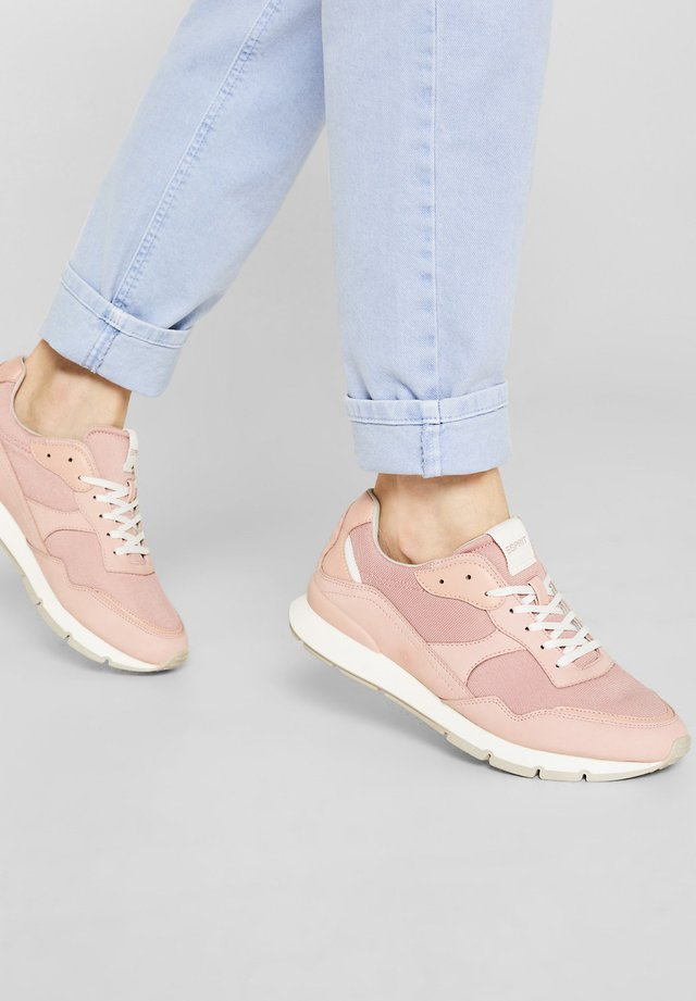 BLANCHET BASIC - Sneakers laag - nude