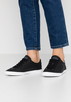 RIATA LACE UP - Trainers - black