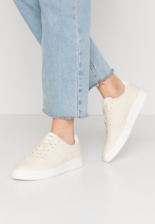 MICHELLE  - Sneakers laag - pastel yellow