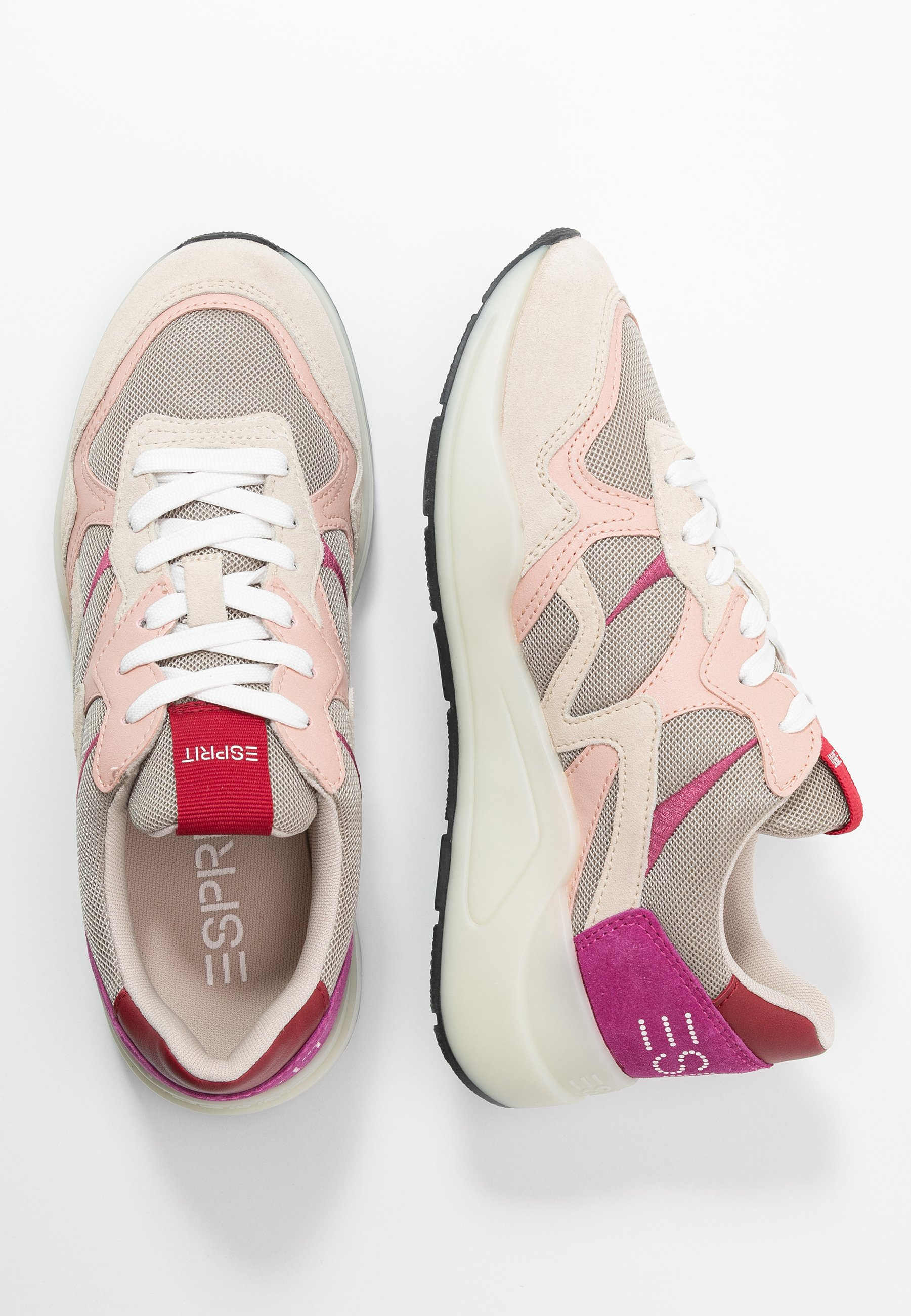 Esprit RURY Sneakers light beige Zalando.se