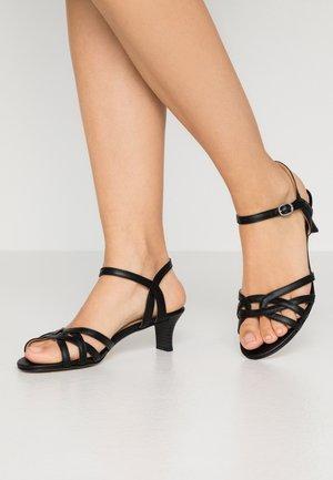 BIRKIN  - Sandals - black