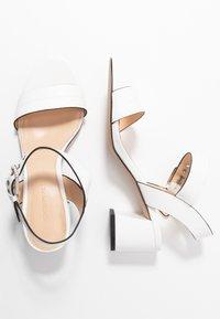 Esprit - ADINA  - Sandalias - white - 3