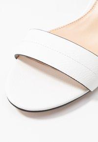 Esprit - ADINA  - Sandalias - white - 2