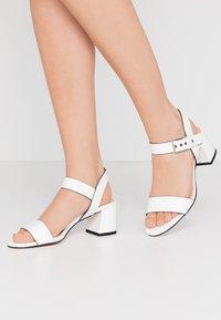 Esprit - ADINA  - Sandalias - white - 0