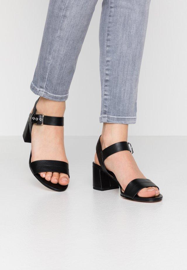 ADINA  - Sandales - black