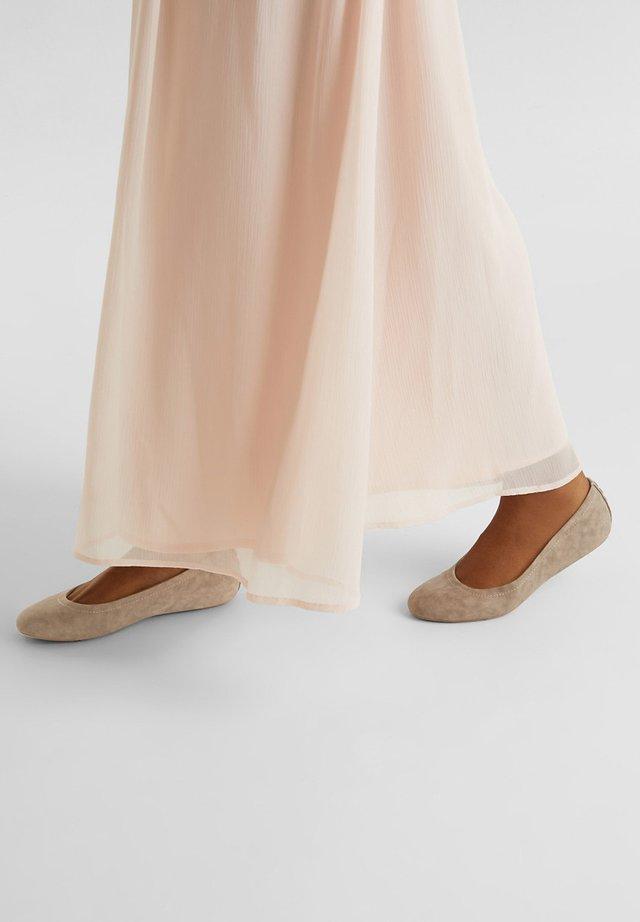ALYA  - Ballet pumps - taupe