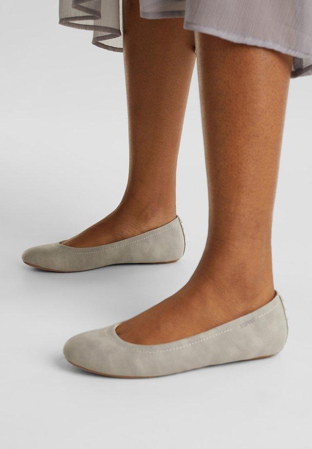 ALYA  - Ballerinaskor - light grey
