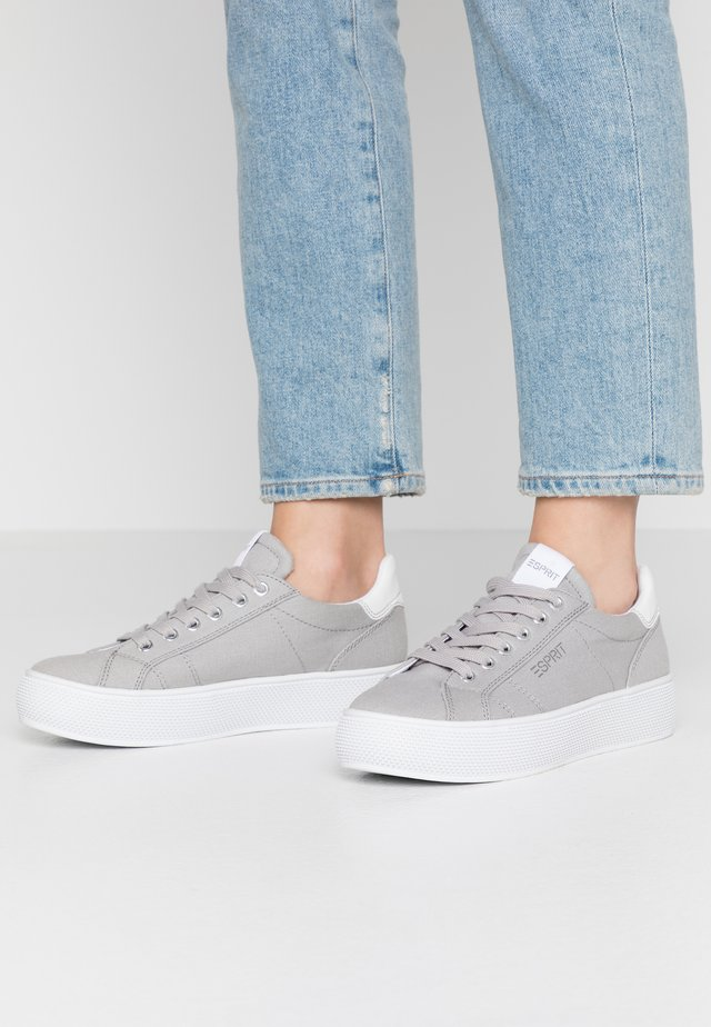 BABIKA  - Sneakers laag - medium grey