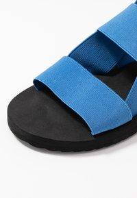 Esprit - SURF ELASTIC - Sandalias - bright blue - 2