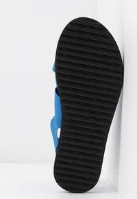 Esprit - SURF ELASTIC - Sandalias - bright blue - 6