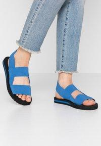 Esprit - SURF ELASTIC - Sandalias - bright blue - 0