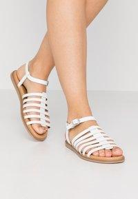 Esprit - LEKY  - Sandalias - white - 0