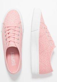 Esprit - SIMONA LOGO - Sneakers basse - pink - 3