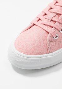 Esprit - SIMONA LOGO - Sneakers basse - pink - 2
