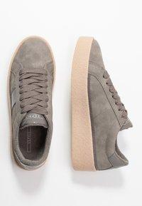 Esprit - CREPE VERN - Sneaker low - grey - 3