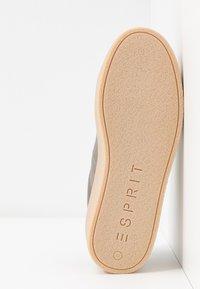 Esprit - CREPE VERN - Sneaker low - grey - 6