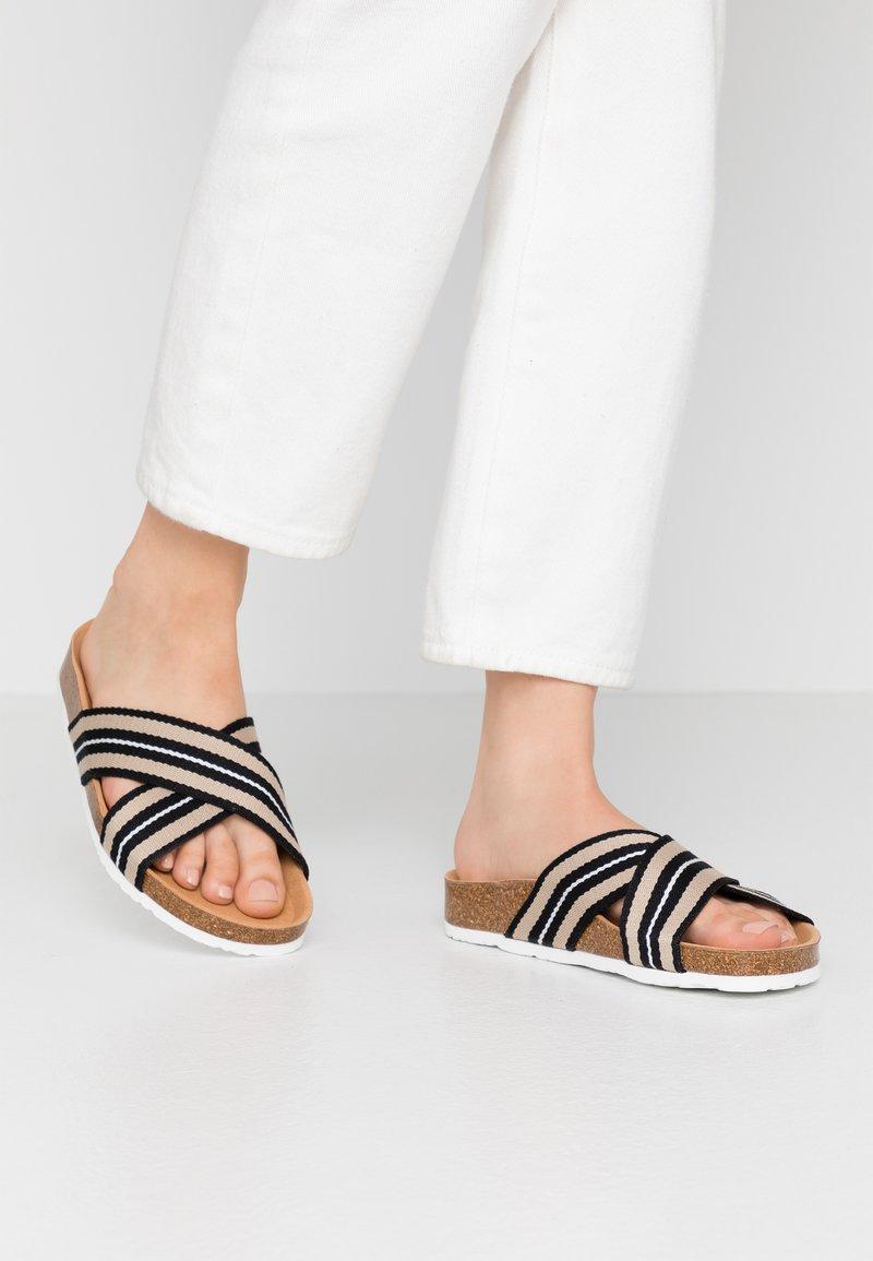 Esprit - MOLLY  - Pantofle - black