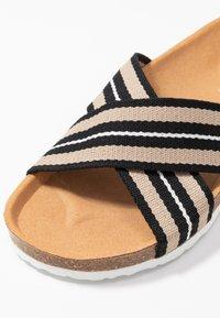 Esprit - MOLLY  - Pantofle - black - 2