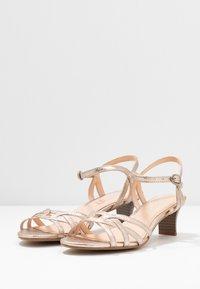 Esprit - BIRKIN  - Sandals - beige - 4