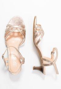 Esprit - BIRKIN  - Sandals - beige - 3