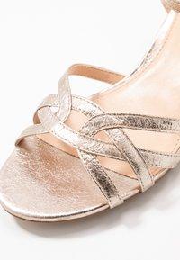 Esprit - BIRKIN  - Sandals - beige - 2