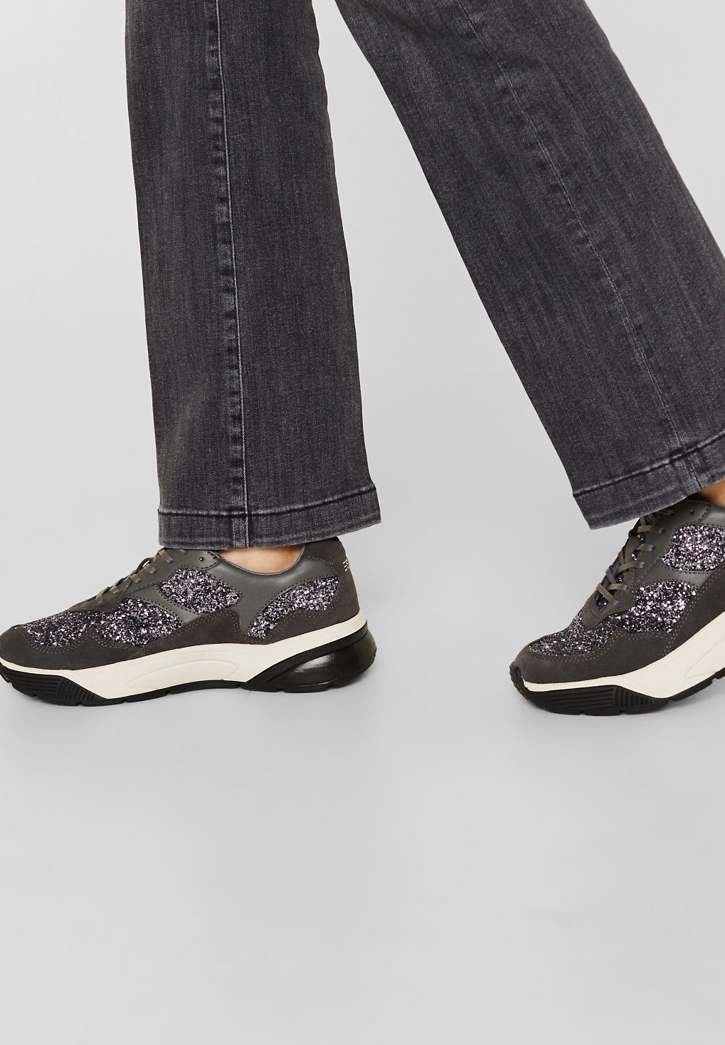 Esprit Sneaker low gunmetal