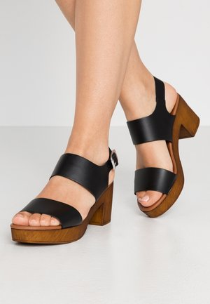 TOWY  - Clogs - black