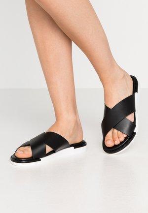 GINZA  - Pantofle - black