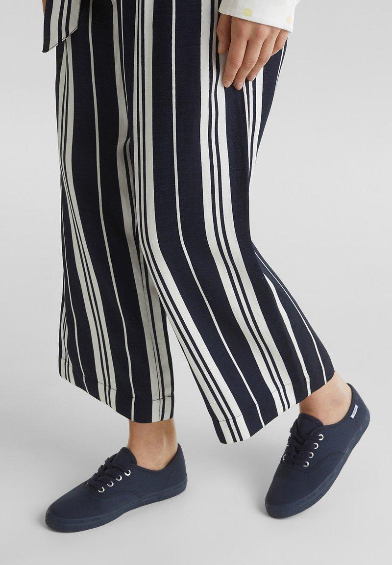 Esprit - Sneakers laag - navy
