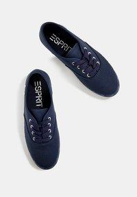 Esprit - Sneakers laag - navy - 2