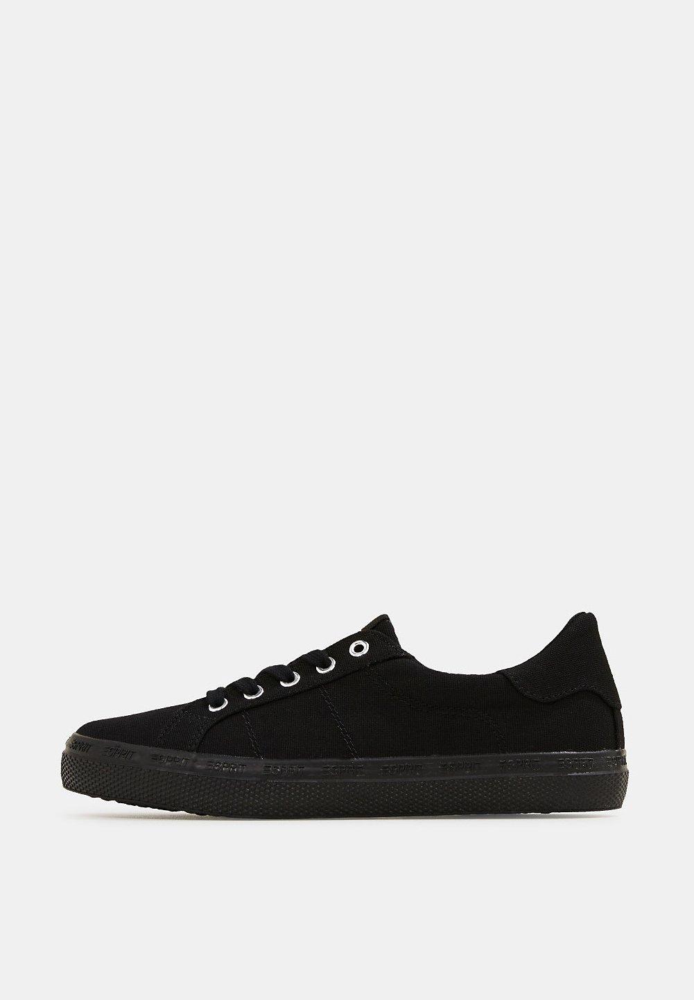 Zwarte Esprit Damessneakers online kopen   Collectie 2020