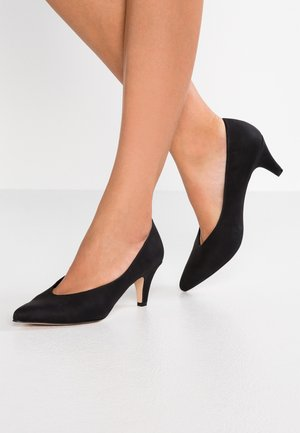 NADIA VEGAN - Classic heels - black