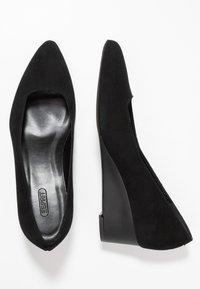 Esprit - HAGNE  - Sleehakken - black - 3