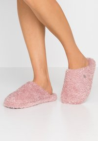 Esprit - DONI PERS MULE - Hausschuh - pink - 0