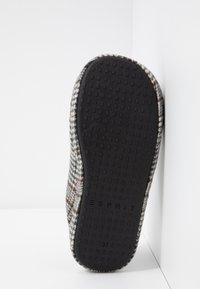Esprit - DONI MULE - Domácí obuv - dark brown - 6