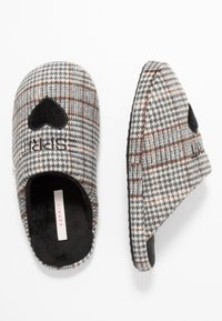 Esprit - DONI MULE - Domácí obuv - dark brown - 3