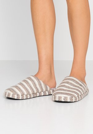 DONI MULE - Slippers - pastel grey