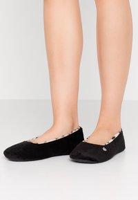 Esprit - ELLIES  - Pantofole - black - 0