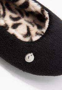 Esprit - ELLIES  - Pantofole - black - 2