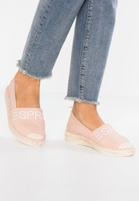 Esprit - INES VEGAN - Espadryle - dark old pink - 0