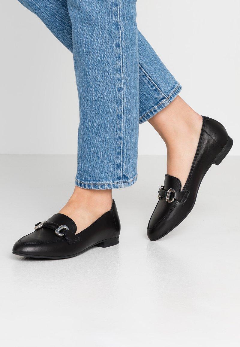 Esprit - SABY LOAFER - Loafers - black