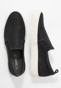 Esprit - SEMMY - Nazouvací boty - black - 3
