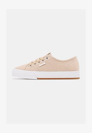 SIMONA LACE UP - Sneakers laag - sand