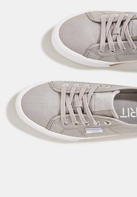 Esprit - SIMONA LACE UP - Sneakers laag - medium grey - 3