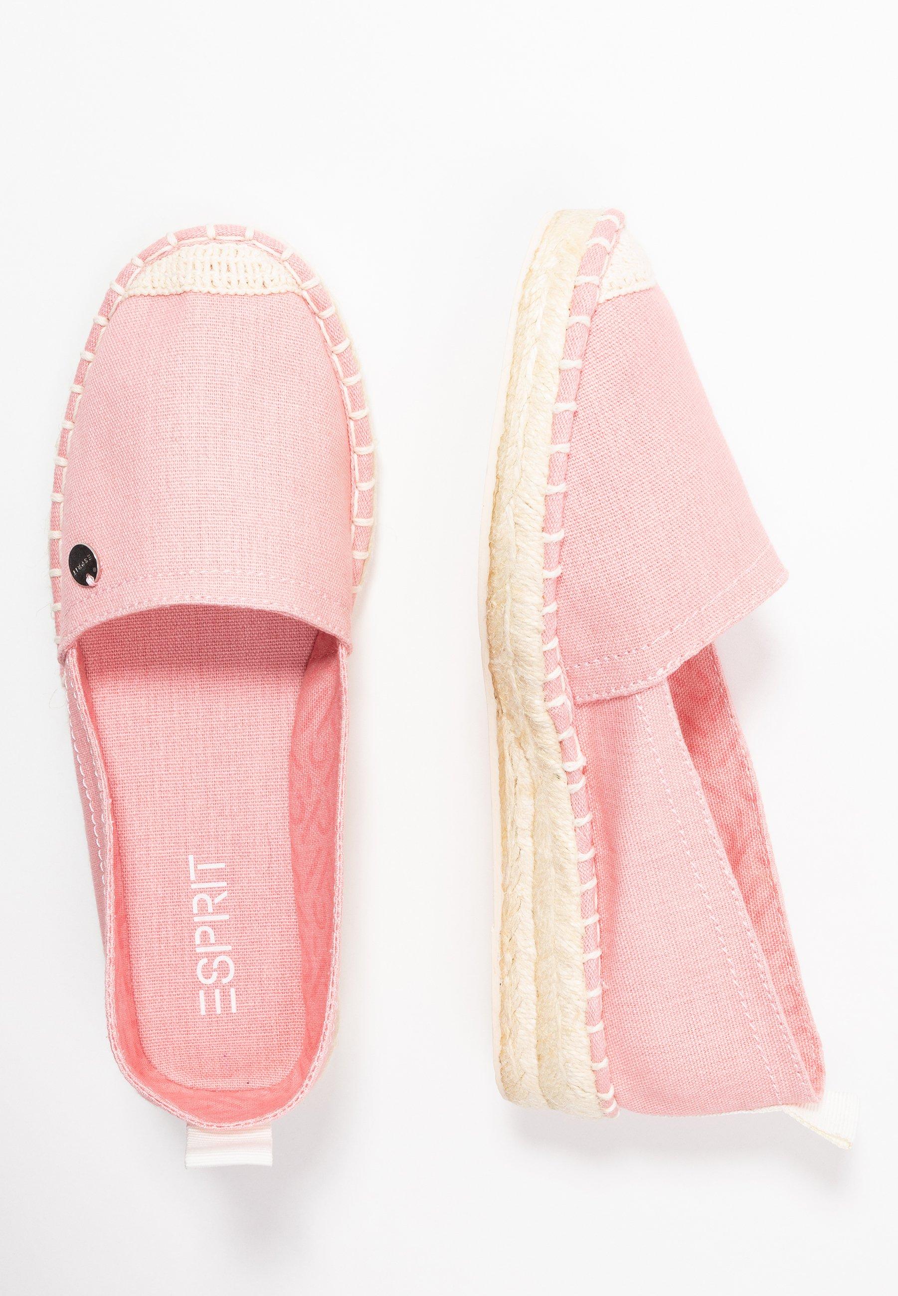 Esprit INES BASIC - Espadrillas - pink