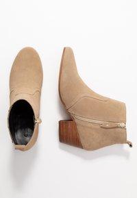 Esprit - DADY WAVE - Kotníková obuv - beige - 3