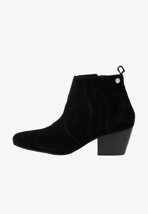 DADY WAVE - Ankle boot - black